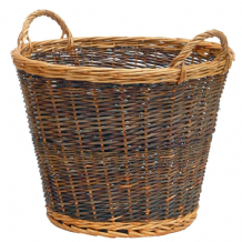 Log Basket Duo Tone - Large